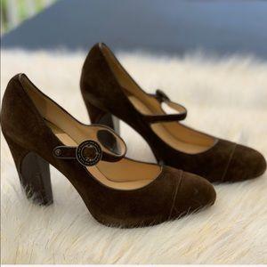 Cole Haan Nike Air heels size 6B